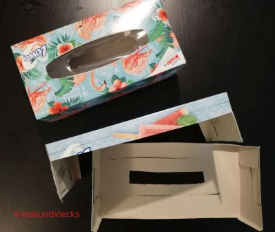 Taschentuchboxen für Aquarium