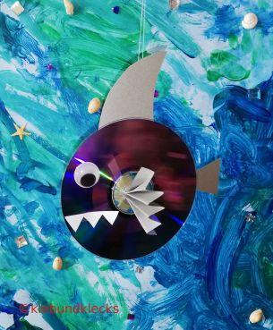 Haifisch aus alter CD