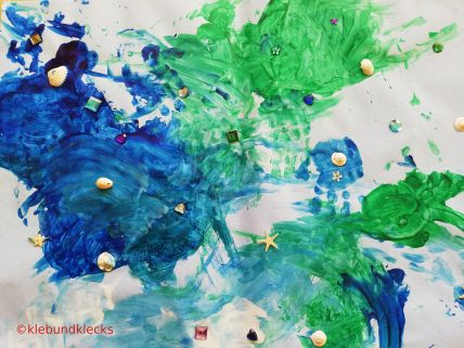gemalte Meeresbilder