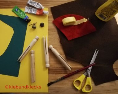 Material für Herbstkinder