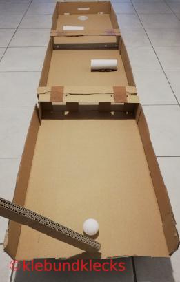Minigolf bei Sportarten - Geburtstag