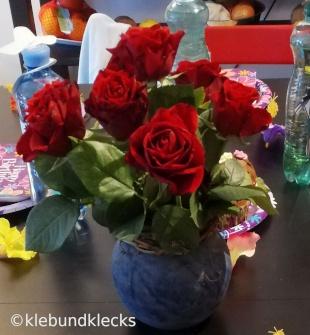 Blütentraum Rosen