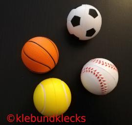 Bälle fürs sportliche Ambiente