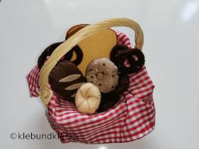 Brot aus Filz