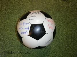 Ball-Einladung zur Mottoparty Sport