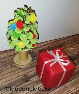 Zapfen-Weihnachtsbäume