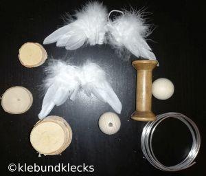 Material für Engelchen