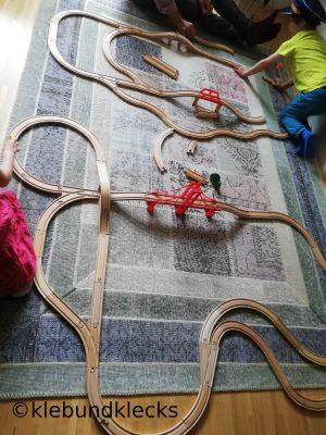 Brio-Eisenbahn