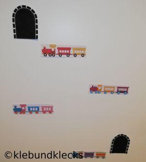 Bilder von Zügen